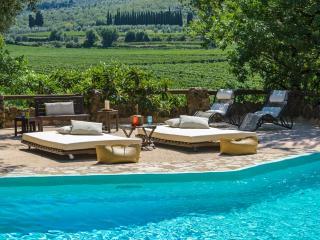 Luxury villa near Siena - Siena vacation rentals