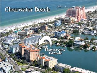 Luxury Waterfront 3/2 HarborView Grande w/Boatslip - Clearwater vacation rentals