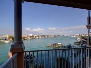 Luxury Waterfront 3/2 HarborView Grande w/Boatslip - Clearwater vacation rentals