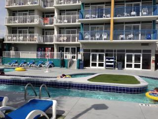 Gorgeous oceanfront 2-br in Atlantica Resort III - Myrtle Beach vacation rentals