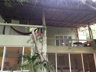 An exclusive beach house in a secret secluded paradise on the Oaxacan coast. - Pochutla vacation rentals