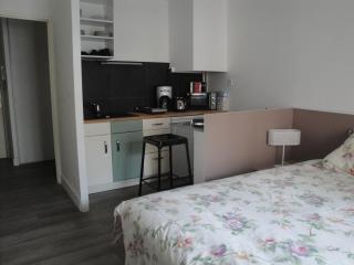 Charmant studio avec loggia coeur Croix Rousse - Lyon vacation rentals