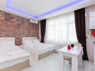 Two-Bedroom Apartment With Balcony In Taksim - Istanbul vacation rentals