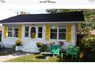 Cute 3 bdrm cottage in Crystal Beach,walk to beach - Crystal Beach vacation rentals