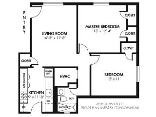 NEW Listing!! - 2BR/1BA - Fully Furnished Condos - Atlanta vacation rentals