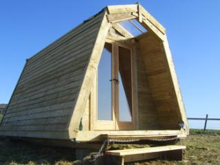 1 bedroom Shepherds hut with Water Views in Saint Margaret's Hope - Saint Margaret's Hope vacation rentals