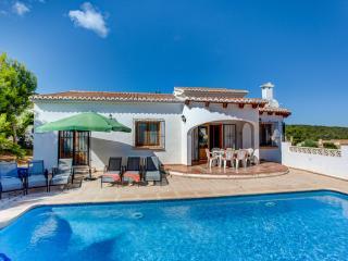 VILLA LOS PITUFOS - Benitachell vacation rentals
