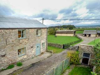 FELL VIEW STABLES COTTAGE, secluded location, ground floor bedrooms, Middleham, Ref 928456 - Middleham vacation rentals