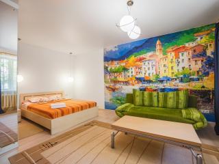 "1-room apartment ""Akvarele"" - Minsk vacation rentals"