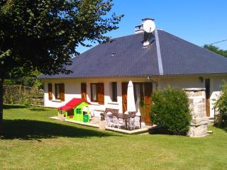 Gîte Le Jardin aux Tilleuls  à Treignac - Treignac vacation rentals
