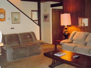 #127 Standard 2 BR Townhouse next to Snow Summit - City of Big Bear Lake vacation rentals