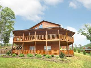 Nice Cabin with Fireplace and Grill - Pigeon Forge vacation rentals