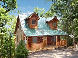 1 bedroom Cabin with Fireplace in Gatlinburg - Gatlinburg vacation rentals