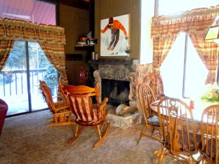 #81 Standard 2.5 BR Townhouse next to Snow Summit - City of Big Bear Lake vacation rentals