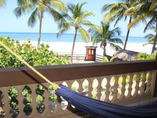 Beachfront Pelican Point AptC Right on Sandy Beach - Rincon vacation rentals