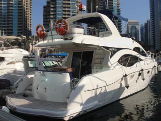 Cozy 3 bedroom Yacht in Dubai with A/C - Dubai vacation rentals
