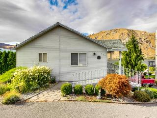 Homey and comfortable with lovely Columbia River views - Orondo vacation rentals