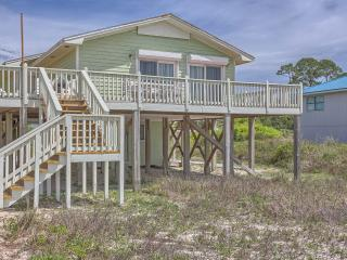 Cozy and Updated Beachfront Cottage - Sleeps 6 - Cape San Blas vacation rentals