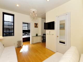 Nice Apartment with Internet Access and Dishwasher - New York City vacation rentals