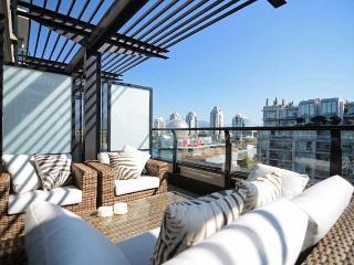 Executive 1 Bedroom Condo with Waterviews - Vancouver vacation rentals