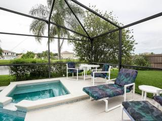 Luxury Lakeside Villa with south facing pool & spa - Kissimmee vacation rentals