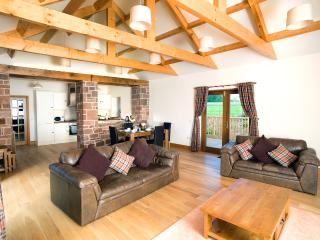 DISTILLERY COTTAGES (THE TACKROOM)WithPrivate Hot Tub - Annan vacation rentals