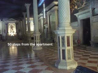MAURICE - just behind the Frari Cathedral, aircond, wifi, 2 pax - Venice vacation rentals