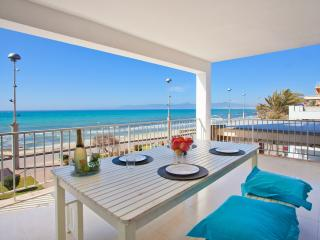 Apartment in first line with fantastic views - Playa de Palma vacation rentals