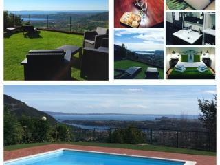 AmiroVista Garden Apartment with Lake Garda Views - Salò vacation rentals