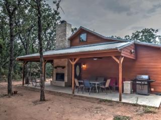 Trinity Trails: Cedar Springs Cabin on 6 Acres - Whitney vacation rentals