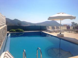 Spacious 4 Bedroom Family Villa with Private Pool - Kalkan vacation rentals