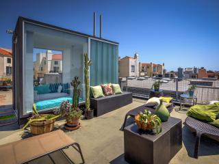 Venice Beach Ocean View Roof Deck Beach House - Venice Beach vacation rentals