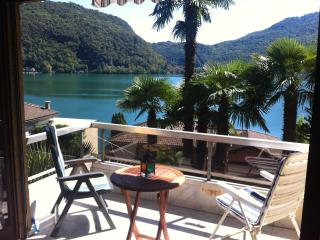 Apartment Casa Claudia in Ponte Tresa, (Nr Caslano - Ponte Tresa vacation rentals