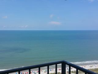 Ocean Condo - CLEAN - 2bd Renovated  - THE VIEW !! - Myrtle Beach vacation rentals