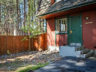 Cozy dog-friendly ground-floor rental w/shared hot tub, fenced grounds - South Lake Tahoe vacation rentals