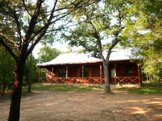 Trinity Trails: Lone Star Cabin on Lake Aquilla - Whitney vacation rentals