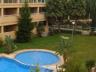 Apt. with garden,pool Godella - Godella vacation rentals