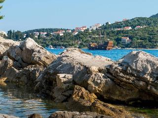 2 bedroom apartment with beach and amazing views - Dubrovnik vacation rentals