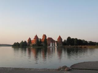 Apartment in Trakai with fireplace - Trakai vacation rentals