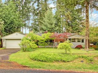 Downtown Bellevue 3 bedroom house - Bellevue vacation rentals