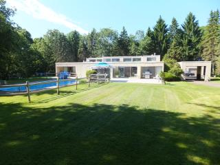 Spectacular Modern House with Pool in the Woods - Branford vacation rentals