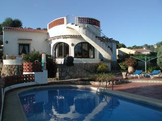 Villa Balcon al Mar, 3 bedrooms for max. 6 pers. - Javea vacation rentals