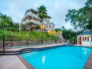 Deluxe estate for 9 w/ ocean views, pool, hot tub, and more - Encinitas vacation rentals