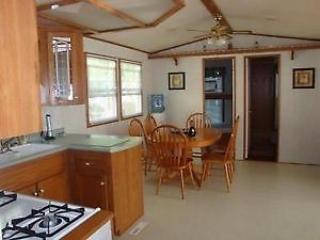 Bright Caravan/mobile home with Internet Access and Dishwasher - Sherkston vacation rentals
