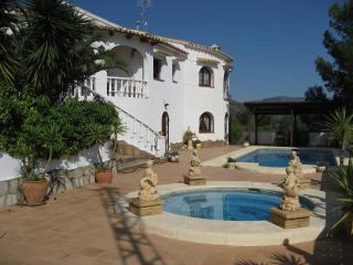 Beautiful Individually designed Villa - Parcent vacation rentals