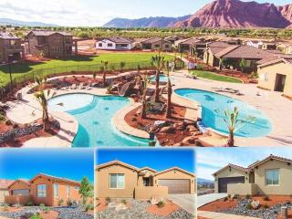 Arches, Red Mtn Retreat, Canyonlands Home Rented Together at Paradise Village - Santa Clara vacation rentals