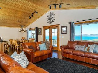 Bear Lake Lakeview Mansion, 9 Bedroom Bear Lake Vacation Home - Garden City vacation rentals