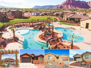 Poolside Retreat, Arches, Red Mtn Retreat, Canyonlands, Rented Together at - Saint George vacation rentals