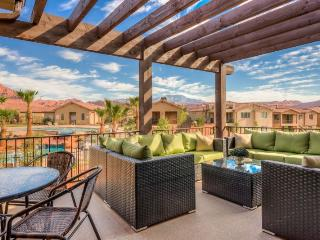 Poolside Family Retreat at Paradise Village, 4 Bedroom St. George Vacation Home - Saint George vacation rentals