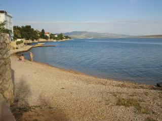 Romantic 1 bedroom Condo in Maslenica - Maslenica vacation rentals